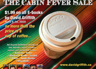 The Cabin Fever Book Sale