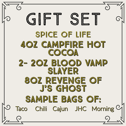 Spice of Life Gift Set