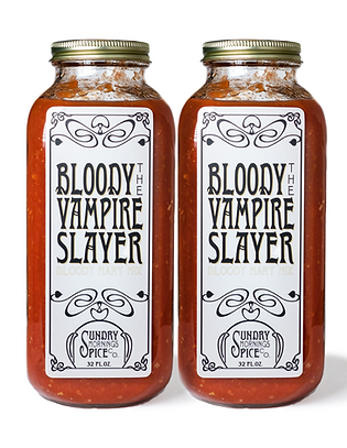 Bloody the Vampire Slayer (Two 32oz bottles)