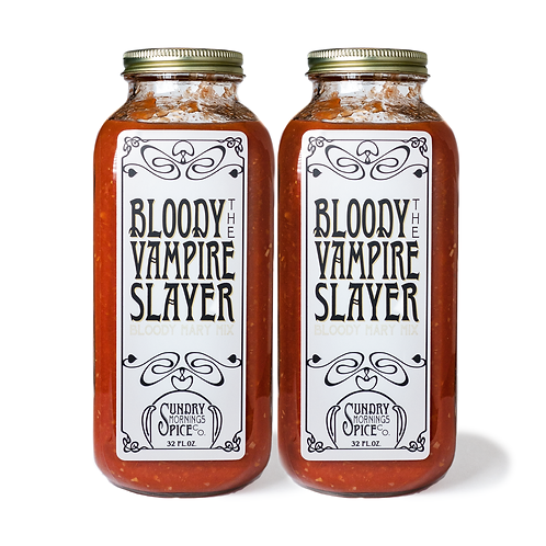 Bloody the Vampire Slayer (Two 32oz bottles)