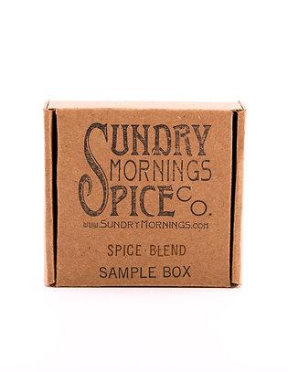 Original Spice Sample Box