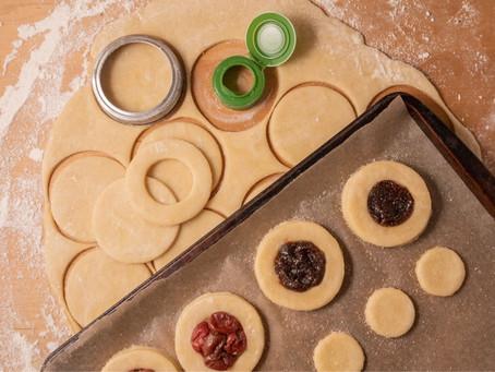 Spice Top Cookies