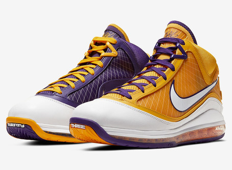 """DROP ALERT: The Nike LeBron 7 """"Media Day"""" release on Saturday"""