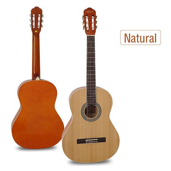 Guitare classique Harmony-Aiersi Naturelle 4/4