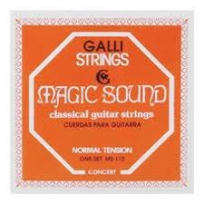 Galli 1ere corde Guitare classique