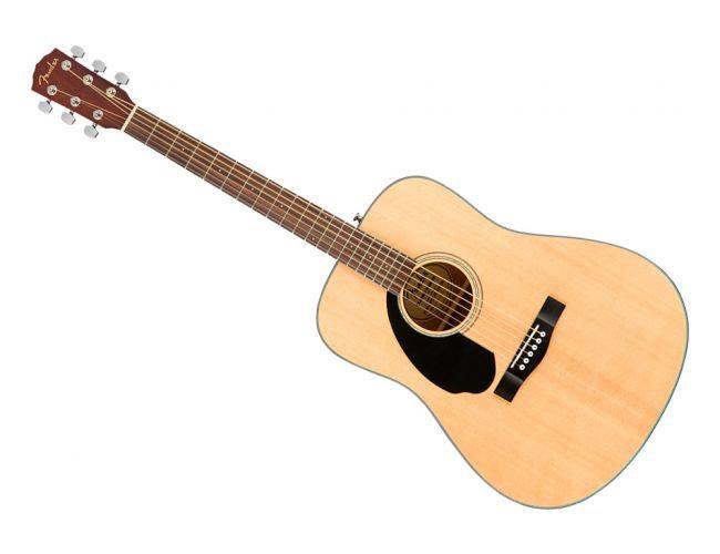 "Guitare Acoustique Folk Naturel  41"""