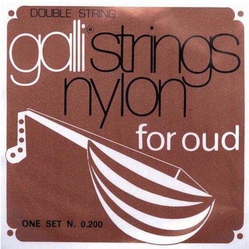 Galli 2eme corde Oud
