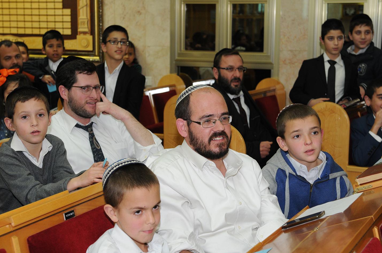 המועצה הדתית כרמיאל - אבות ובנים