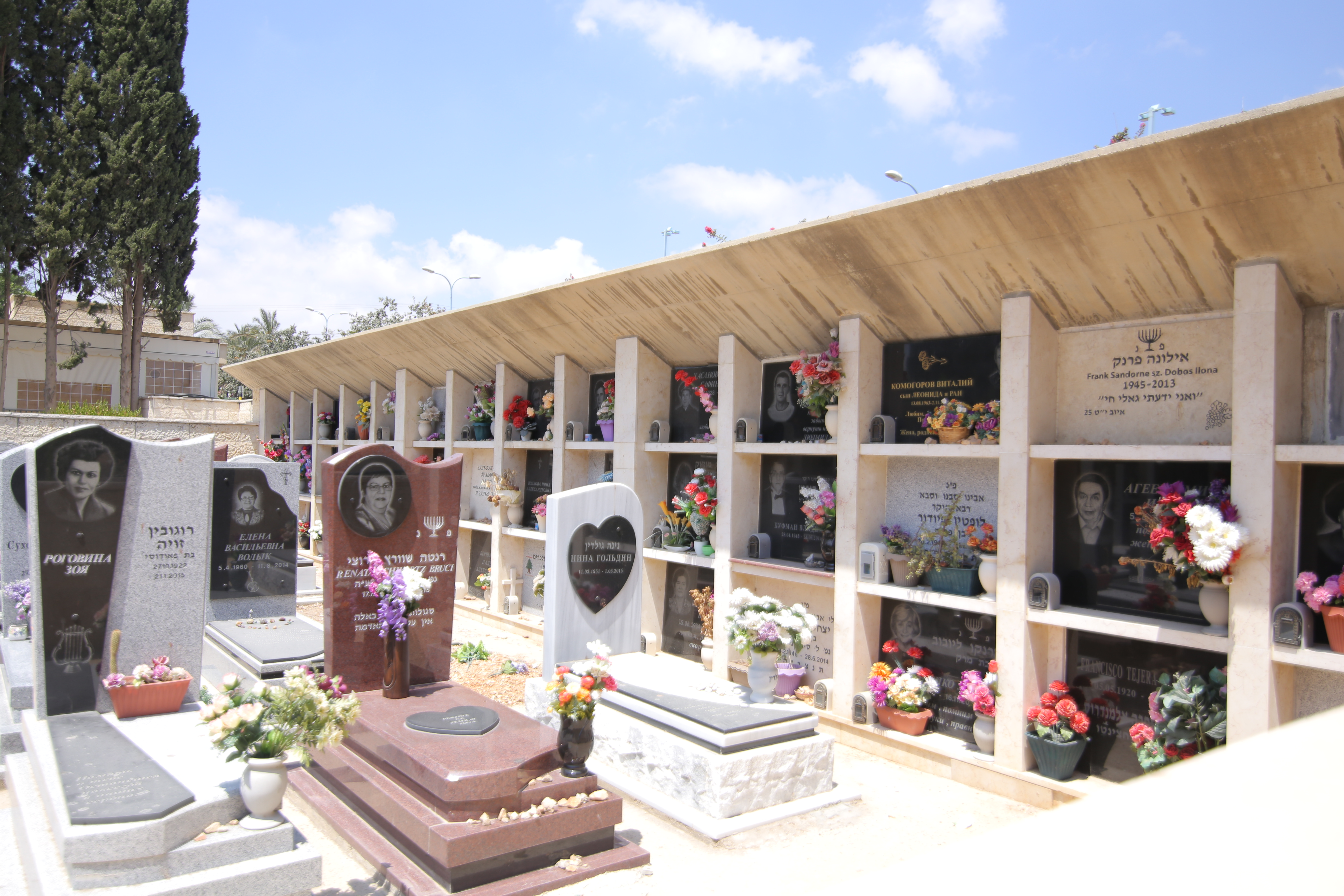 מועצה דתית כרמיאל - בית עלמין אזרחי