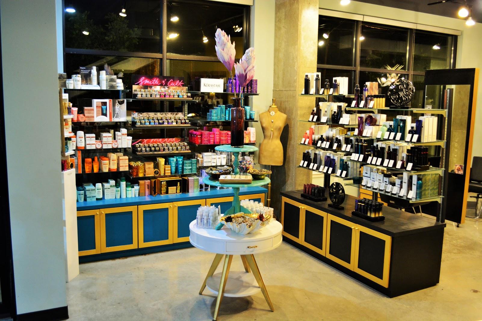 Red Stella Salon Boutique
