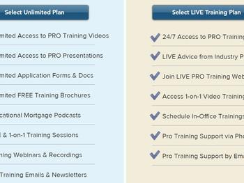 JOIN Multimedia Mortgage Business PRO Training Programs via MLO Financial