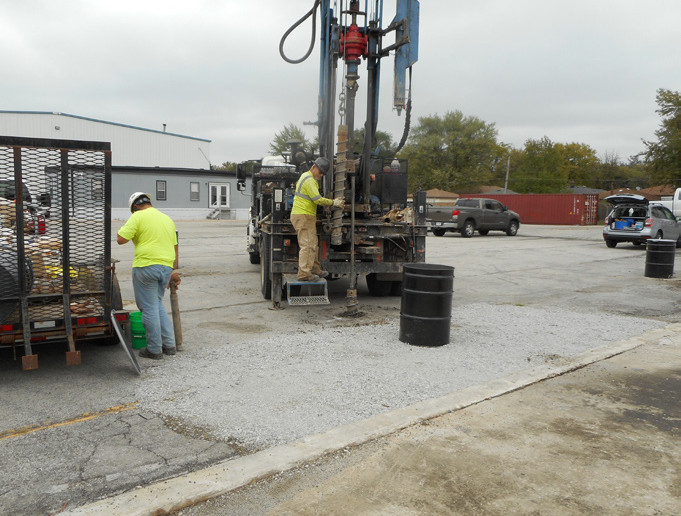 Lansing Public Works Leaking Underground Storage Tank