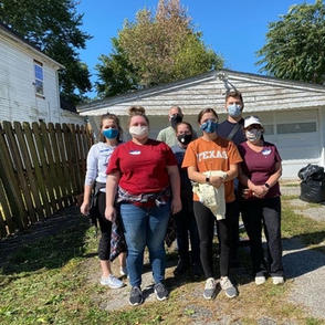 Yard Cleanup and Painting