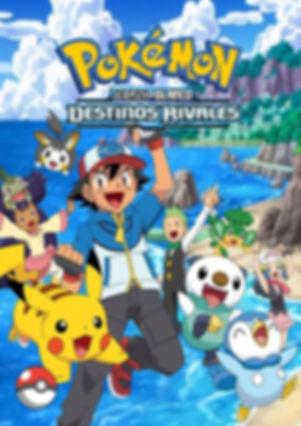 Pokemon - Temporada 15 I Blanco y Negro, Destinos Rivales