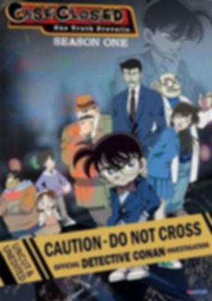 El Detective Conan - Temporada 01