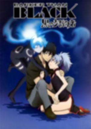 Darker Than Black - Ovas l Kuro no Keiyakusha Gaiden
