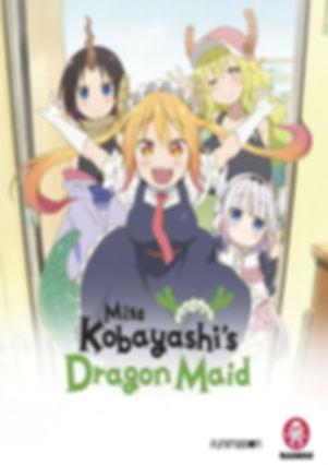 La Sirvienta Dragon de Kobayashi