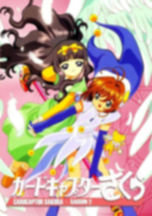 Sakura Card Captor - Temporada 2