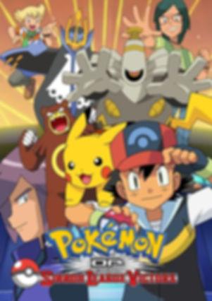 Pokemon - Temporada 13 I Los Vencedores de la Liga Sinnoh