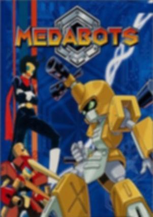 Medabots - Temporada 3 I Damashii