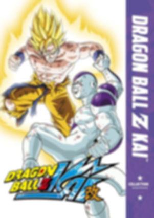 DRAGON BALL Z KAI - TEMPORADA 2 l SAGA DE FREEZER