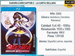 sakura card captor serie completa espanol latino torrent
