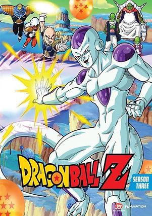 DRAGON BALL Z - TEMPORADA 3 l SAGA DE FREEZER SEGUNDA PARTE