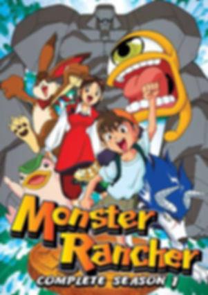 Monster Rancher - Temporada 1