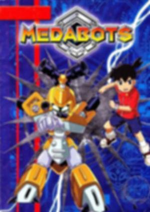 MEDABOTS - TEMPORADA 2
