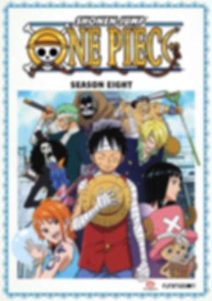 One Piece - Temporada 08 l Saga de la Alianza Pirata