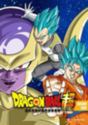 Dragon Ball Super - Temporada 2 l Saga de la Resurreccion de Freezer