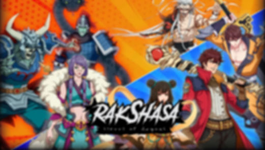Онлайн игра Rakshasa Street Of Demons