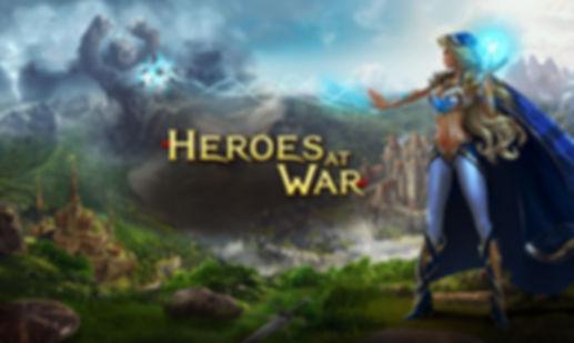 Браузерная игра Heroes at War