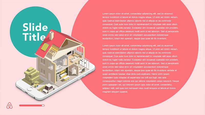 Presentation Deck for Airbnb