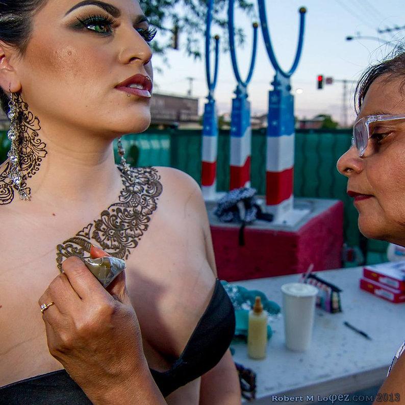 Henna Artist in Las Vegas