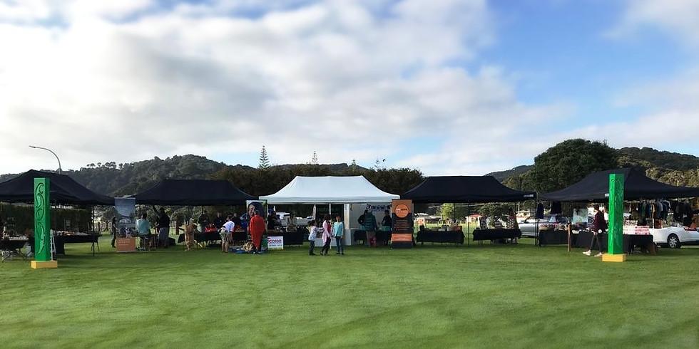 Waitangi Marae Maori Markets