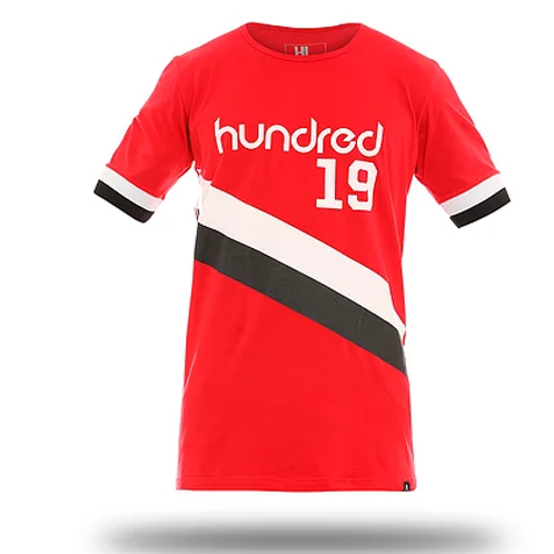 CAMISA HUNDRED MTN RED
