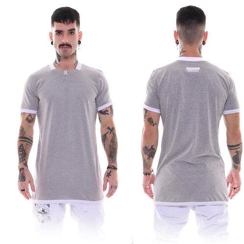 CAMISA HUNDRED LIMIT MESCLA