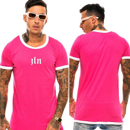 CAMISA JOHN LONDON COTTON CANDY