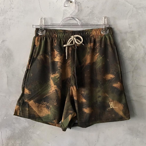 SHORT HUNDRED CAMUFLADO