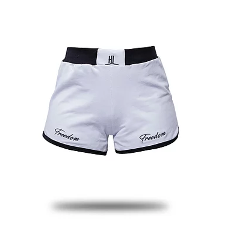 SHORTS HUNDRED FREEDOM WHITE