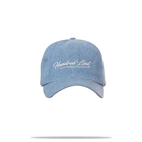 BONÉ HUNDRED DENIN CAP