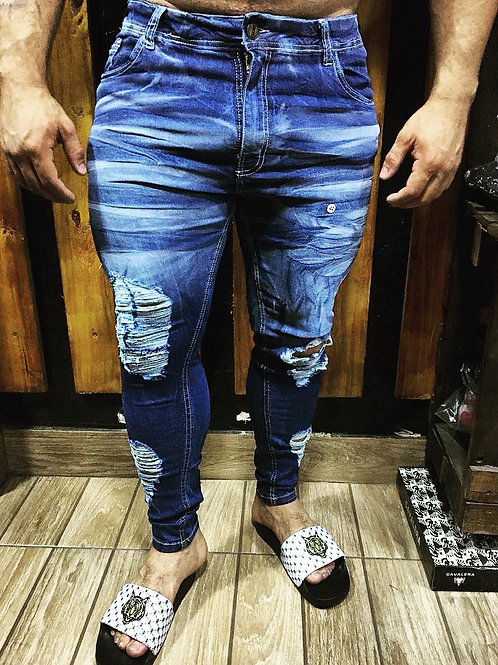 CALÇA CREED DENIM SUR