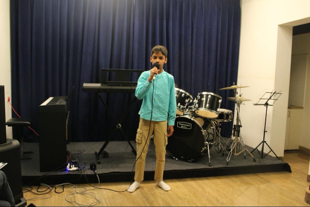 Vocal Class