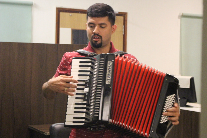 Accordion Class