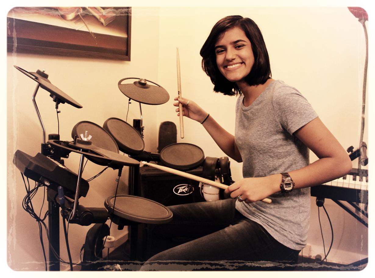 Intermediate Drum Lessons