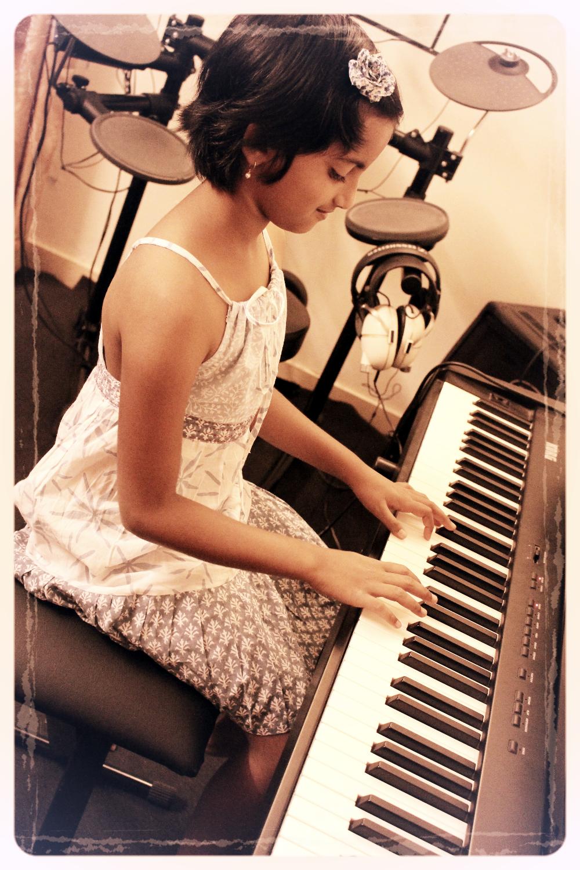 Beginner Piano Classes