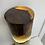 Thumbnail: Orange Elm Burr concrete lamp