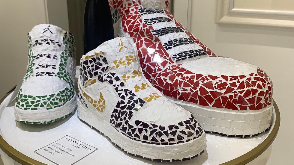 XL Red Nike Air Jordans