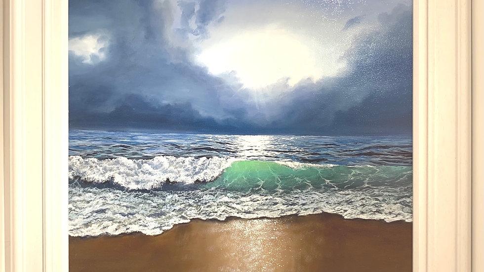Seas of turquoise